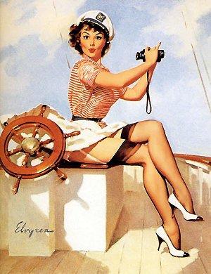 ретро морячка-1